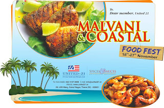 Malvani Food Festival at Hotel Sagar Kinara