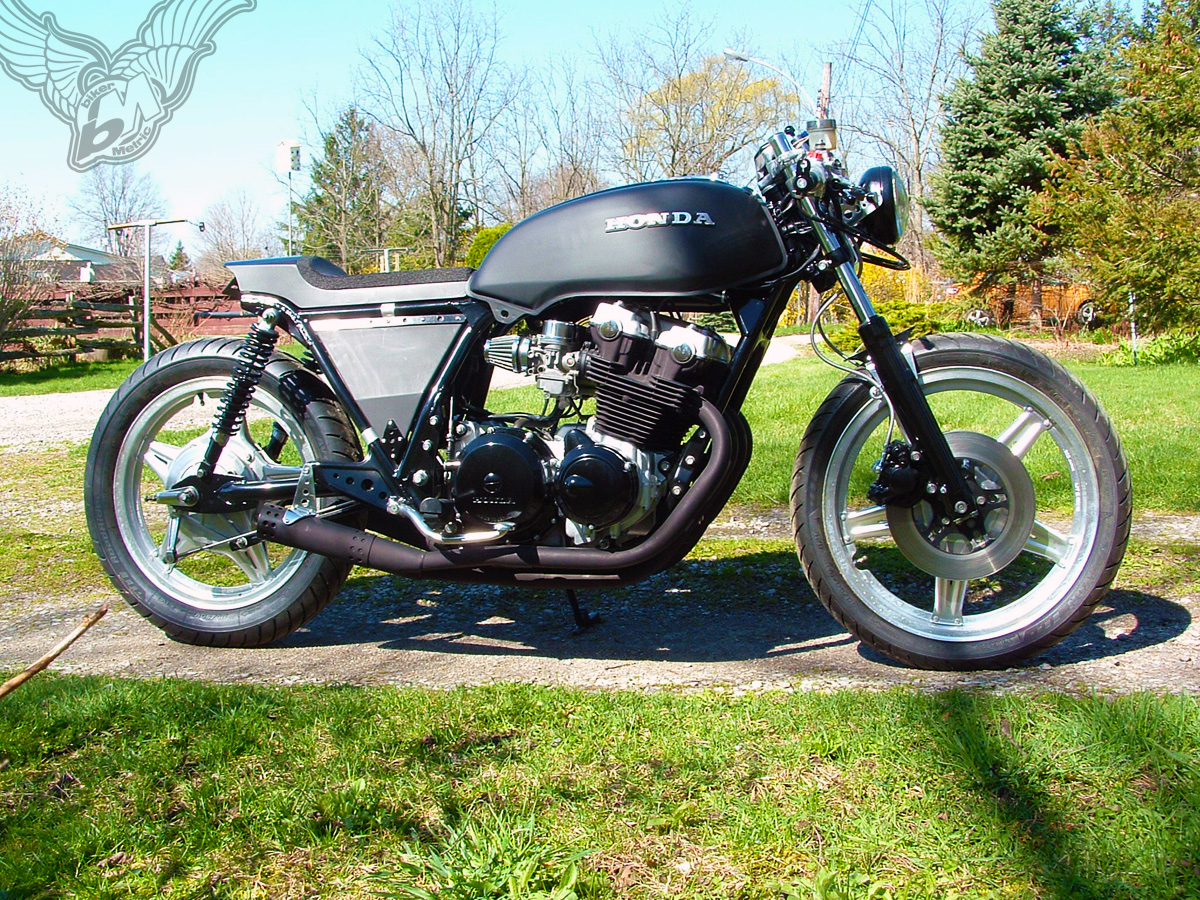 Cb750 Cafe Racers Archives