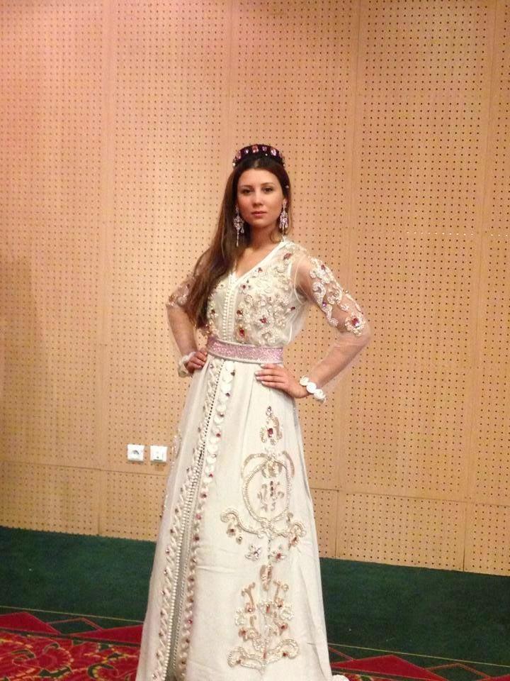 Caftan Marocain Créations - Boutique Caftan 2014 - Fashion Me Now 8524a24a53a