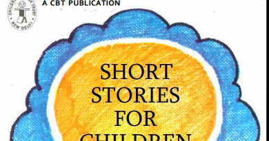 short stories for children pdf