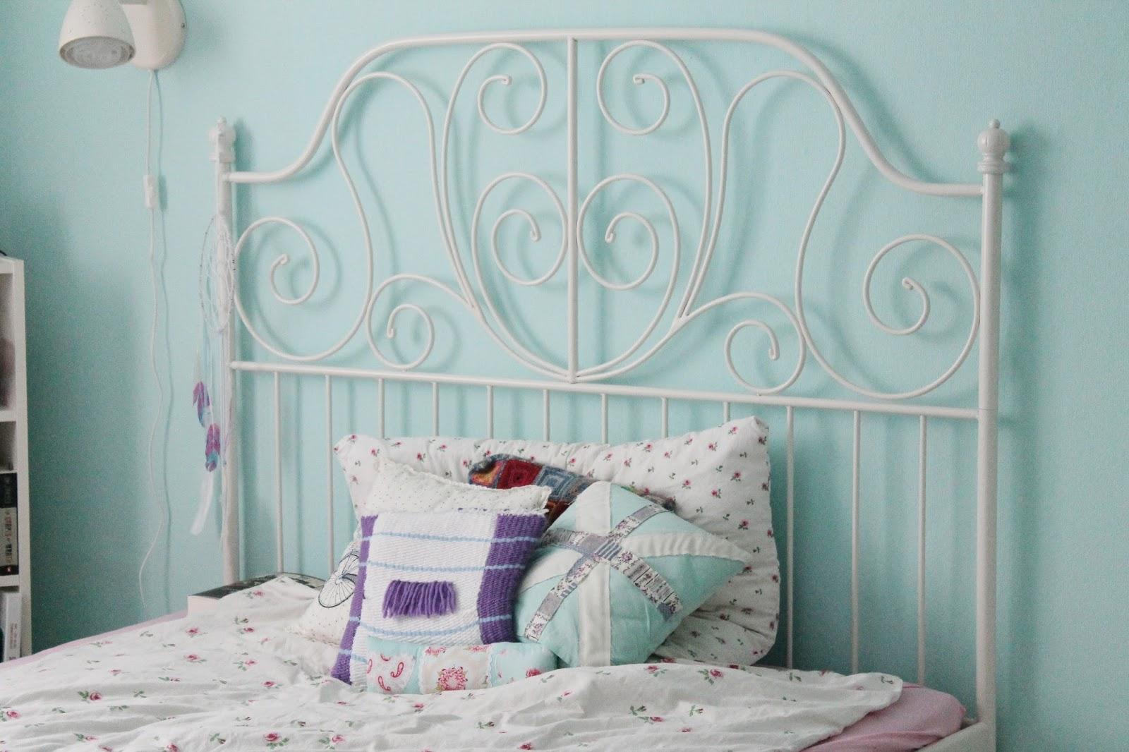 Schichtsalat: lilas castle   das schlafzimmer