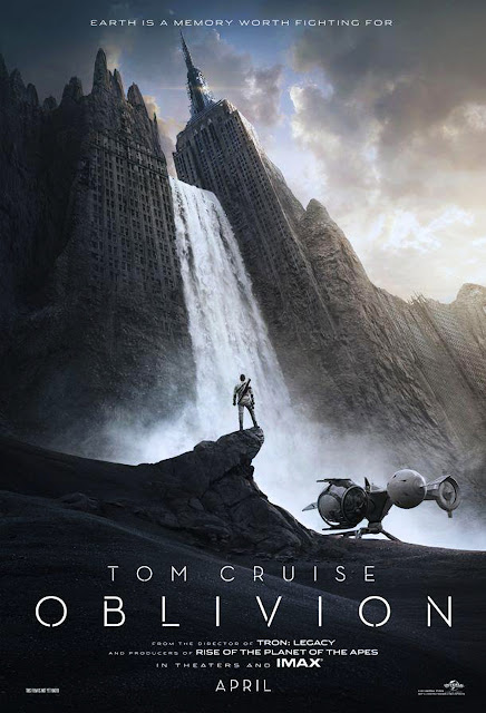 Oblivion 2013 Movie Poster in HD