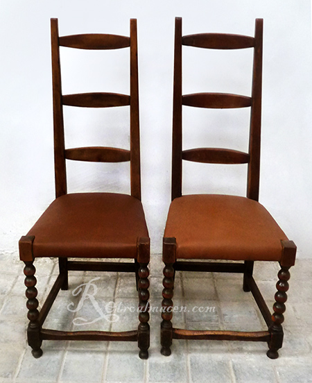 Retroalmacen tienda online de antig edades vintage y decoraci n importante pareja de - La boutique de la silla madrid ...
