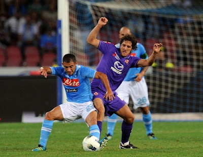 Napoli Fiorentina 1-0 highlights sky