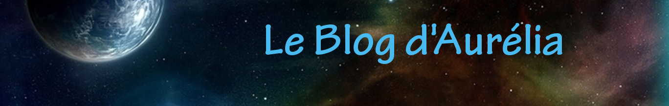 Le blog d'Aurélia