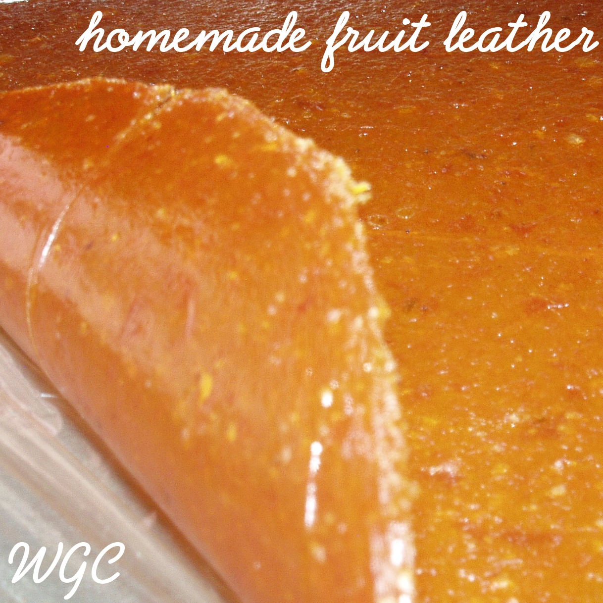 used a fruit leather recipe from Simply Recipes ( pinned here ) and ...