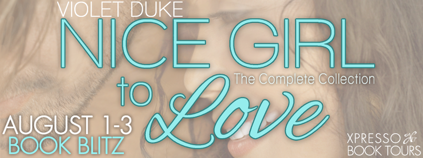 {Excerpt+Giveaway} Nice Girl to Love by Violet Duke