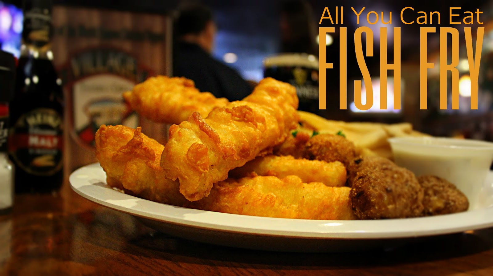 Today 39 s specials friday lunch and dinner for Atlantic fish fry