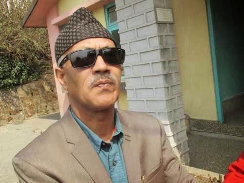 MLA Kalimpong Dr Harka Bahadur Chettri