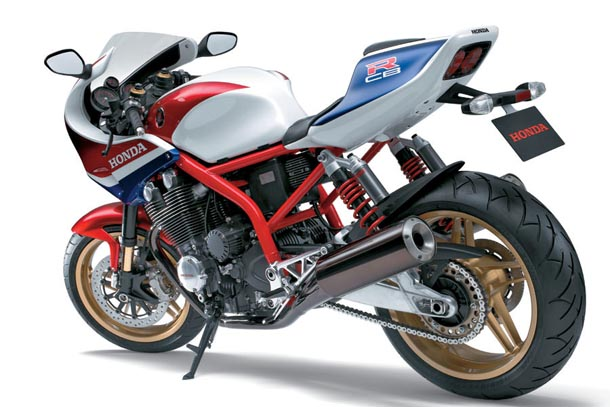 CB1100R concept pre-production CB900