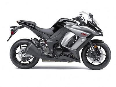 2012 Kawasaki Ninja 1000 sport