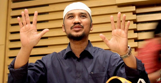 Polisi Larang Wartawan Ikuti Rekonstruksi Kasus Abraham Samad