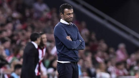 Treinador ainda vê chances de título para o Barcelona
