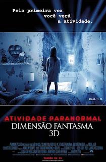 Assistir Atividade Paranormal: Dimensão Fantasma Dublado Online HD