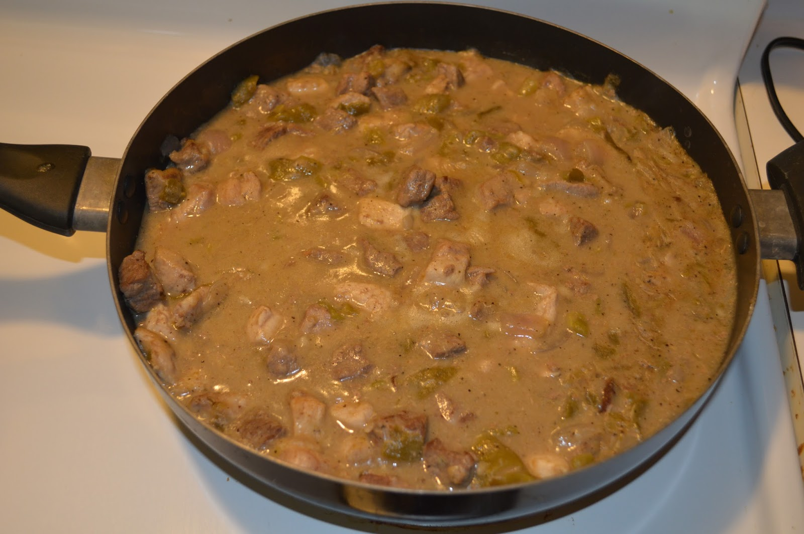 New Mexican Style Chile Verde