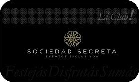 Ahorrá con la tarjeta El Club! de Sociedad Secreta