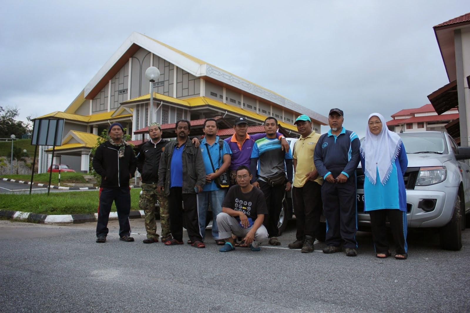 Kenangan Misi Bantuan Ke Kelantan
