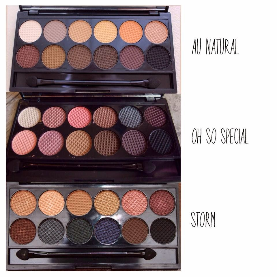 best eyeshadow pallettes