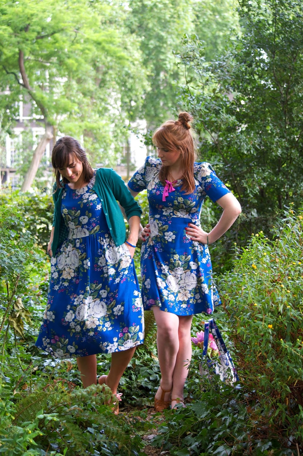 cath kidston hampstead rose dress blog