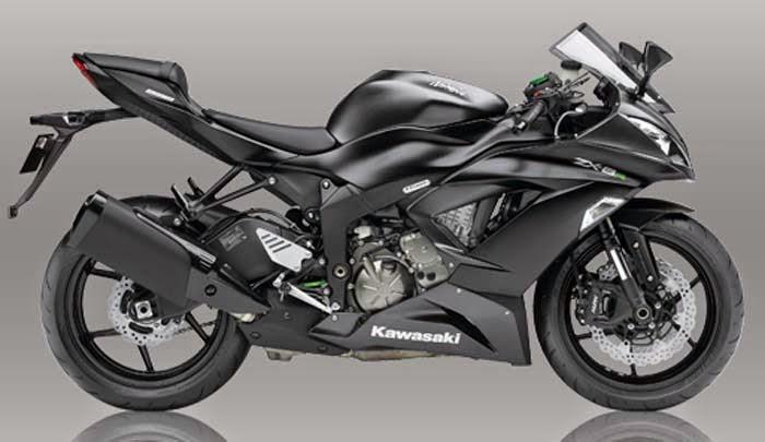 Kawasaki Ninja Rr Mono Price In India
