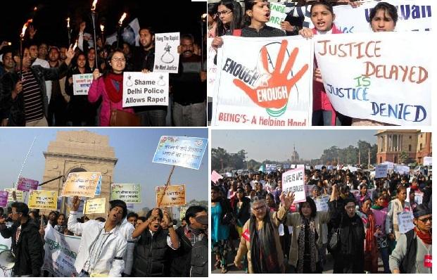 Nirbhaya Rape Case , New Delhi