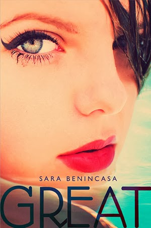 Great by Sara Benincasa: Author Interview & Giveaway