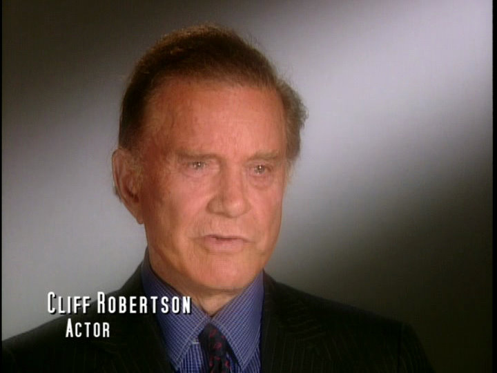 RIP Section. Cliff Robertson. (1923-2011)