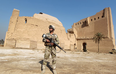 al-Qaeda plan to destroy ancient sites foiled