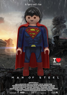 SUPERMAN, MEN OF STEEL, HOMBRE DE ACERO