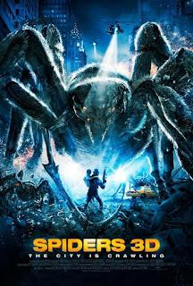Ver online: Spiders (Spiders 3D) 2013