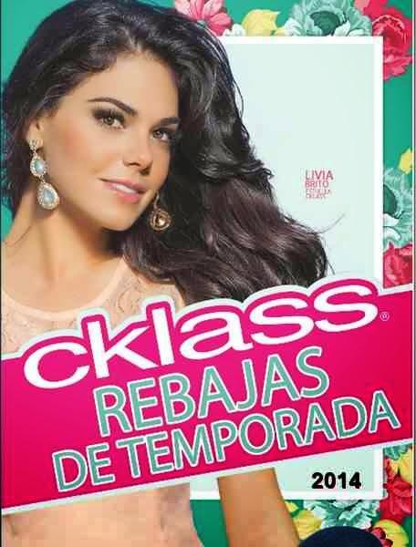 Catalogo de Rebajas Cklass 2014
