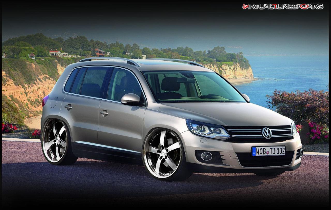 Volkswagen-Tiguan 2012 dub rebaixado rodas 22