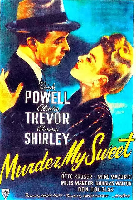 murder my sweet analysis Complete summary of murder, my sweet (1944) blindfolded, temporarily blinded private detective philip marlowe is interrogated by the police about murders he did not commit.