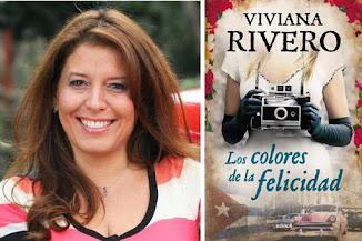 """""""VERANO PLANETA 2016"""" Viviana Rivero llega con """"Los colores de la felicidad"""""""