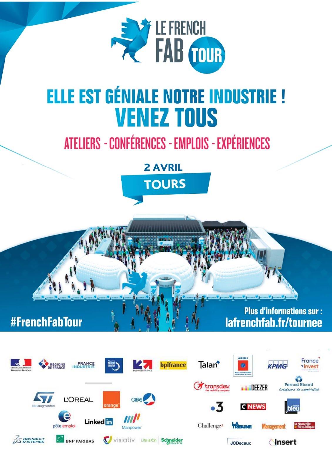 #FrenchFabTour