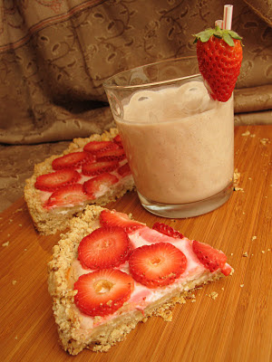 Strawberry Pie Shake