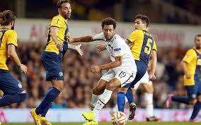 Asteras Tripolis 1 - 2 Tottenham - Vidéo
