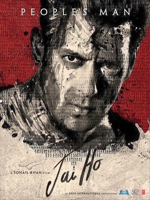 Jai Ho 2014 film wiki poster, Jai Ho bollywood film First Look Poster, wallpapers, pics Salman Khan, Daisy Shah, Sana Khan