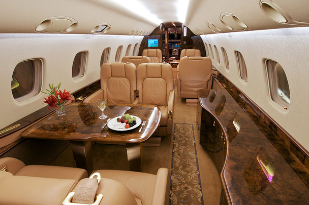 Amazing Info News Top Luxury Aircraft Interiors In The World