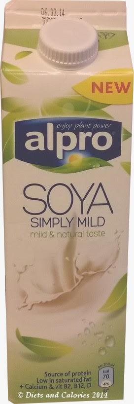 Alpro Soya Simply Mild