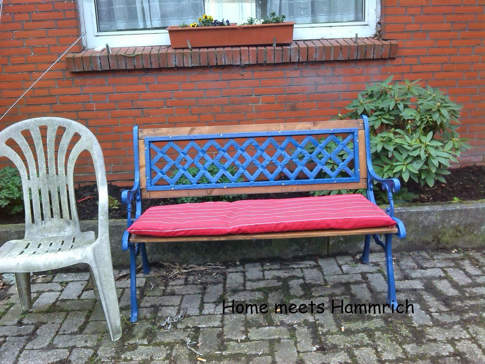 home meets hammrich sitzkissen f r gartenst hle und. Black Bedroom Furniture Sets. Home Design Ideas