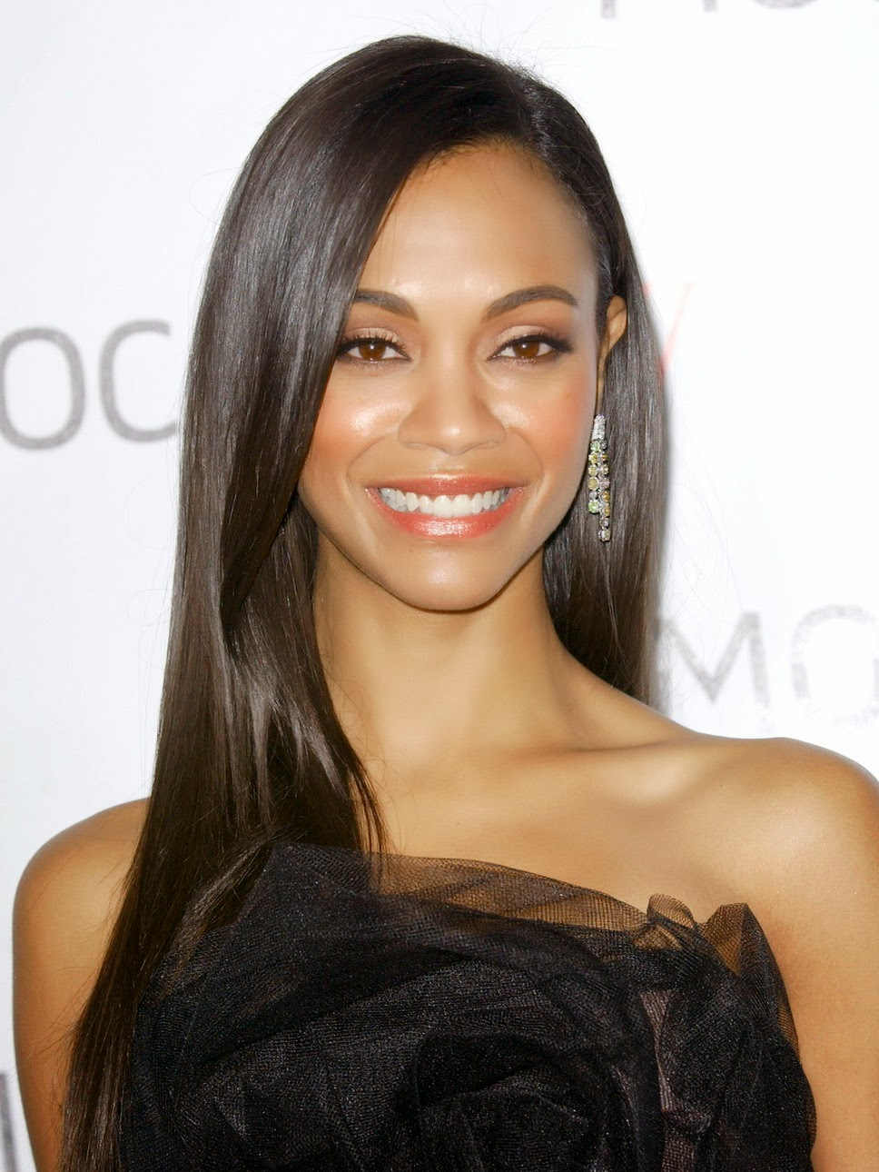 Zoe Saldana Named the New Face of L'OréalParis