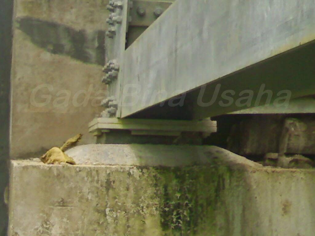 Elastomeric Bearing Pad sebagai Perletakan Jembatan