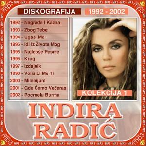 INDIRA RADIC – DISKOGRAFIJA (1992-2011) Indira-Radic-1-1-300x300