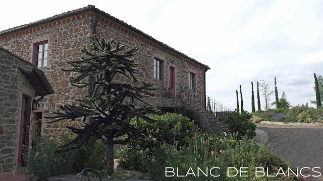 Le Ragnaie, Montalcino - www.blancdeblancs.fi
