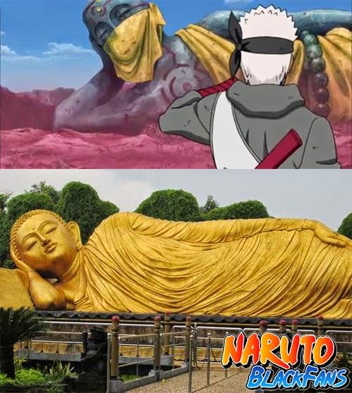 Tahukan anda? Salah satu patung Buddha tidur terbesar di dunia berada ...