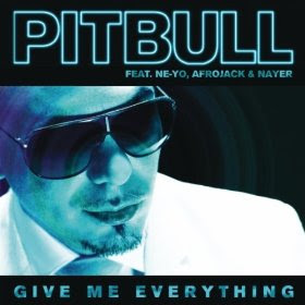 Pitbull - Give Me Everything single cover
