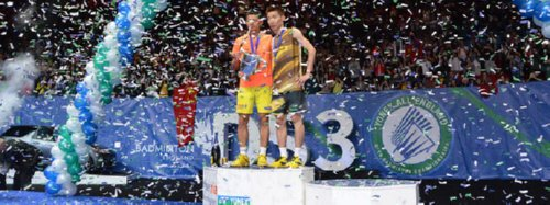 Terkini: Chong Wei cedera di final All England!
