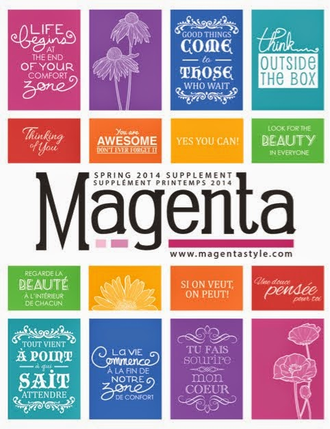 Magenta Spring 2014 Supplement