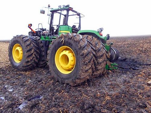used john deere 9530 tractor parts